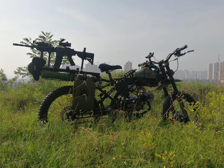 motoped提升版绝地轻甲即将面世,玩战术的车友有得玩喽